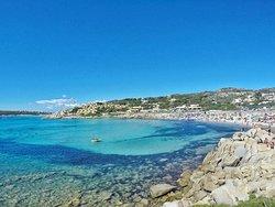 Spiaggia Baia Santa Reparata