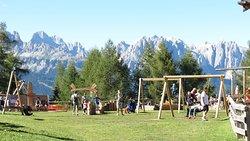 Parco giochi del rifugio