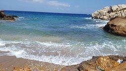 παραλία Κουμπάρα