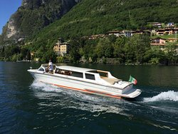 Menaggio Water Taxi