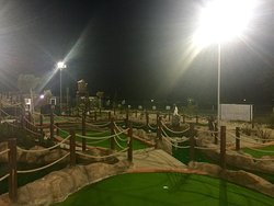 Pirates Bay Adventure Golf