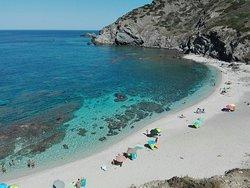 Spiaggia Rena Majore