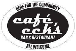Cafe Eck's