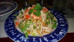 Salade Hanoi un vrai régal