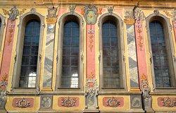 Ex-Ursulinenkloster und Klosterkirche