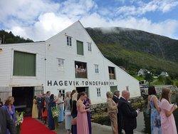 Hagevik Tondefabrikk