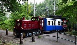 Parkeisenbahn Wuhlheide