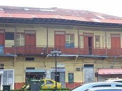 Casco Viejo- pre-gentrification