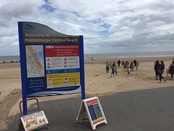 Mablethorpe Town Beach