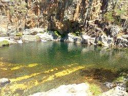 Poco da Cesta - praia fluvial de Casal Novo