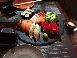 Ottimo sushi, un po' caro