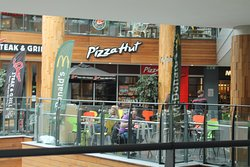 pizza hut Victoria square belfast