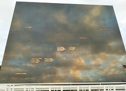 Memorial at Kennedy Space Center