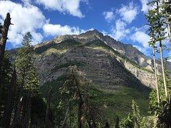 Glacier Park Highlight