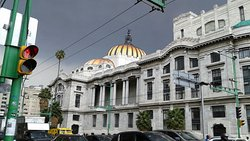 Great museum of Mexican Art