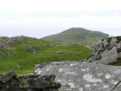 view of surrounding area by the Broch
