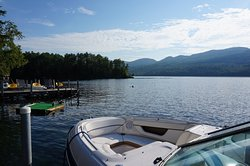 A birthday trip to lake George