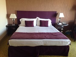 Very good hotel in a great location. A little pricy but normal for the area