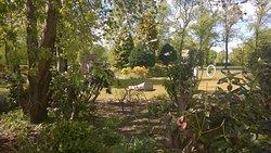 House for an Art Lover´s gardens