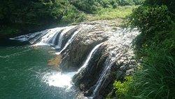 Waterfall of Okumikawa Niagara, Tsuta no Fuchi