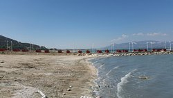 Burdur Lake Beach