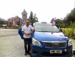 Zaidi KL Taxi & Private Tour Driver Service