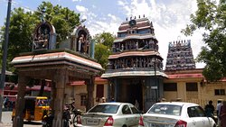 Vayalur Murugan Temple