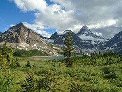 Parc provincial Mount Assiniboine