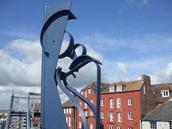 Sea Music Sculpture