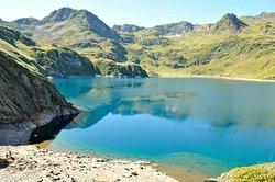 Randonnée du Lac Bleu de l'Esponne