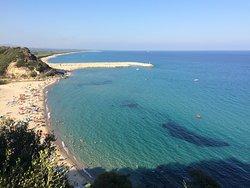 Spiaggia Osalla