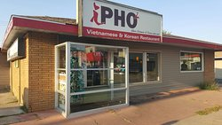 IPho Vietnamese & Korean Restaurant