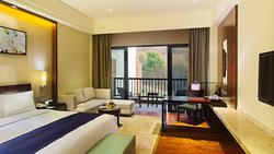 Holiday Inn Resort Chaohu Hot Spring Club Floor Room