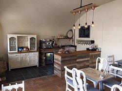Perch Coffee Shop