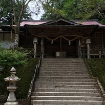 Amanoiwatowake Shrine