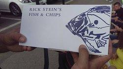 Fish and chips anyone?