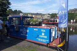 Ice Cream Tug Boat