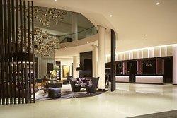 Hilton Tallinn Park Lobby