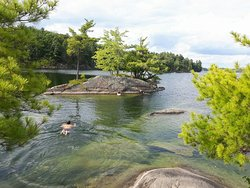 Charleston Lake Provincial Park