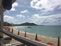 Best beachside lunch on the island!!