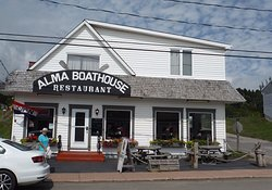 Alma Boathouse
