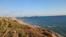 Funtana Meiga Beach