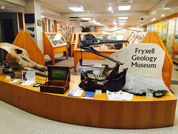 Fryxell Geology Museum