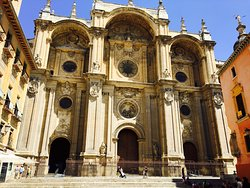 Cathedral and Royal Chapel (Capilla Real)