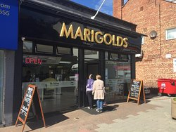 MARIGOLDS - Quality Fish & Chips. Restaurant & Take-away