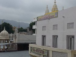 Pushkar Meditation Temple
