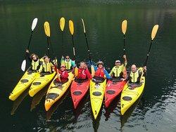 Kayak Lofoten