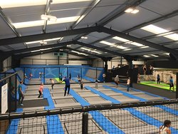 Activate Indoor Trampoline Park