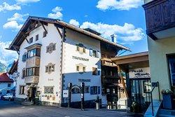 Restaurant des Hotel Tiroler Hof