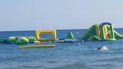 Playa AquaPark Calafell